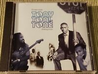 TONY TONI TONE THINKING OF YOU 5 TRACK MAXI SINGLE CD w/mixes of let's get down