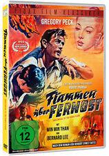 Flammen über Fernost * DVD Film Drama Gregory Peck Bernard Lee Pidax Neu Ovp