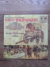 Songs From The Fabulous Musical Paint Your Wagon MFP 1390 Vinyl, LP