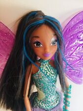 Winx Club Sirenix Aisha Layla Doll Complete With Wings & Amulet NEW Other
