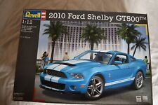 Revell 1/12 Ford Shelby GT500 07089 Unmade Kit.