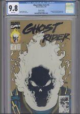 Ghost Rider #v2 #15 CGC 9.8 1991 Marvel  Gold Glow-in-Dark Cover: New Frame