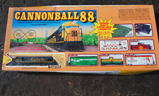 Vintage 1990's Life-Like Cannonball 88 Train Set # 8780 NIB