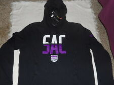 NBA Sacramento Kings Under Armour Adult Pullover Hoodie Jacket Size Large NWT