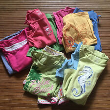 LARGE 11 Piece GYMBOREE LOT 7 shirts, 4 shorts, 6 7 Beach Vacation Gift