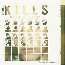 "Kills Black Rooster EP 10"" Vinyl European Domino 2017 4 Track Limited Edition"