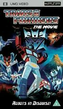 TRANSFORMERS THE MOVIE SONY PSP UMD DVD UK PAL **FREE FAST P&P**
