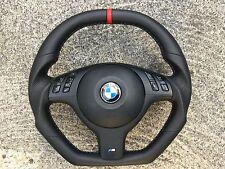 BMW M3 M5 E46 E39 X5 Nuevo Top & Fondo Plano Individual Hecho a Medida Volante