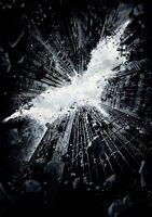 THE DARK KNIGHT RISES Movie PHOTO Print POSTER Film Christopher Nolan Textless 1