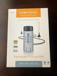 MacOS eyeTV diversity Dual Tuner DVB-T Stick - elgato