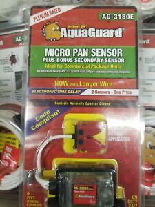 Aquaguard AG-3180E Electronic Water Sensor Micro Pan Sensor Time Delay 5-Wire