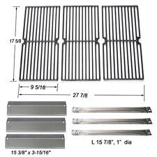 Brinkmann Pro Series 8300,810-8300-W Gas Grill 3 Burners,Heat Plate,Cooking Grid