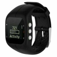 Sports Silikon Armband Uhrenarmbänder Ersatzband für Polar A300 Uhr Zubehör Neue