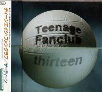 Teenage Fanclub - Thirteen Japan CD Obi +5 Bonus Track