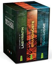 Maze Runner Die Auserwählten Band 1-3 im Schuber Taschenbuch Ausgabe + BONUS