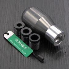 Universal Car 5 Speed Manual Gear Stick Gearstick Shift Shifter Lever Knob Gray