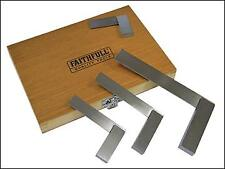 Faithfull Engineers Squares Set, 4 Piece (50, 75, 100, 150mm) FAIESSET4