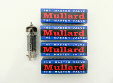 EL84 Mullard Quad Assortis valves compatible avec Laney À: AC30 amplificateur