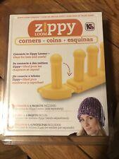 Knitting Board Zippy Loom Corners 4/Pkg 890531001719
