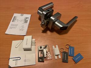 Ultraloq Combo Digital Electronic Fingerprint Keyless Smart Lock with Bridge UL1