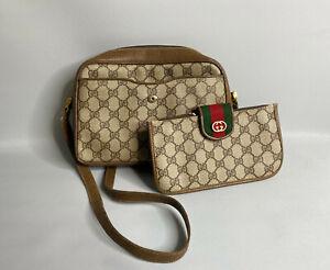 Vintage Gucci Ophidia Messenger Bag Crossbody