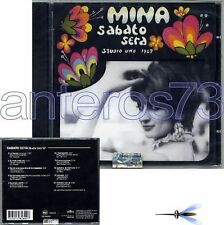 "MINA ""SABATO SERA"" RARO CD STAMPA BMG RICORDI SEALED"