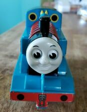 "8"" Thomas The Tank Engine Train #1 Plastic Schylling Whistle 2005"