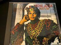 Michael Jackson Majesty Tour CD