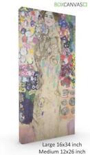 Gustav Klimt Artist Canvas Art Prints