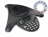 Avaya 1692 IP POE Conference Phone Telephone - Inc Warranty - Free P&P