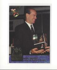 1992-93 Ultra Award Winners #10 Mark Messier Rangers