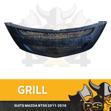 Mazda BT50 GRILL 2012-2016 FRONT GRILL REPLACEMENT BLACK