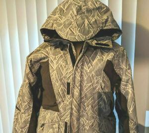 Section Division, Joy Division, Snowboard Ski, Insulated Coat Small Parka Jacket
