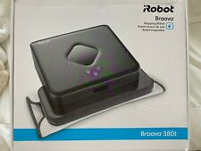 New iRobot Braava 380t Advanced Robot Mop-Wet Mopping and Dry Sweeping cleaning