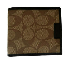 Coach F74741 Chelsea Coin Wallet Brown - MSRP $158