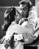 Eunice Grayson Sean Connery James Bond  8x10 Photo G-131