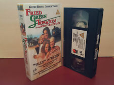 Fried Green Tomatoes At The Whistle Stop Cafe - PAL VHS Video Tape