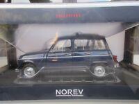 Renault  4   1965   1/18   Norev