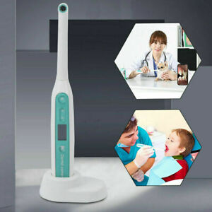 1080P Dental Intraorale Kamera Endoskop Gummihülle 8-LED Drahtlose Zahnkamera DE