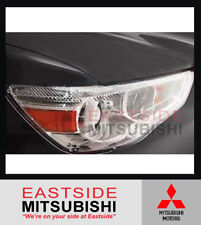 GENUINE MITSUBISHI ASX XA XB HEADLAMP PROTECTOR 2010 - 2016 - MR936790