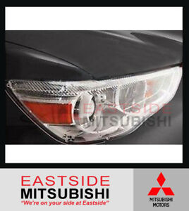 GENUINE MITSUBISHI ASX XA XB HEADLAMP PROTECTOR 2010 - 2016 - MR936790