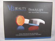 BeautyLight Skin Rejuvenation Phototherapy Red and Blue Bi-Color Led Device VB