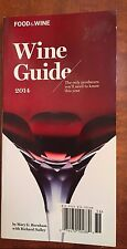 Wine Guide by Food and Wine Book All About Wine Euc
