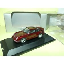 PORSCHE 911 TURBO 993 Bordeaux SCHUCO 1:43