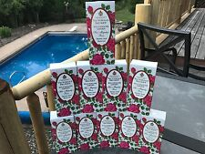 Victoria's Secret Wild English Garden Shower Bath Gel Her Majesty's Rose 10 unit