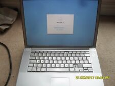 "Apple PowerBook G4 15.2"" Laptop -  COLLECTION ONLY"