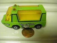 LESNEY MATCHBOX MB46 Green STRETCHA FETCHA BLACK Baseplate Mint in New PVC Box