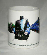 Railway Mug. Six A4 Pacific's - illustration.
