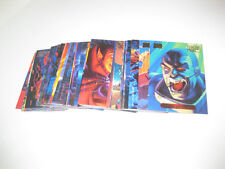 1994 MARVEL MASTERPIECES - PARALLEL - GOLD SIGNATURE SINGLES -  PICK ONE