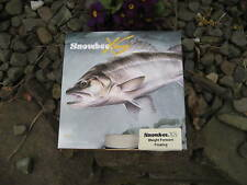 Snowbee XS Saltwater WF12 White Floating Fly Line